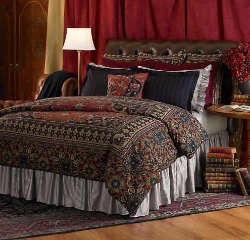 The cable knit charlestonian ralph lauren bedding