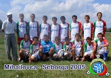 Una squadra di Calcio italo-moldava.