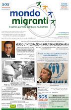 MONDOMIGRANTE -PRIMO GIORNALE IN ITALIA MULTIETNICO.