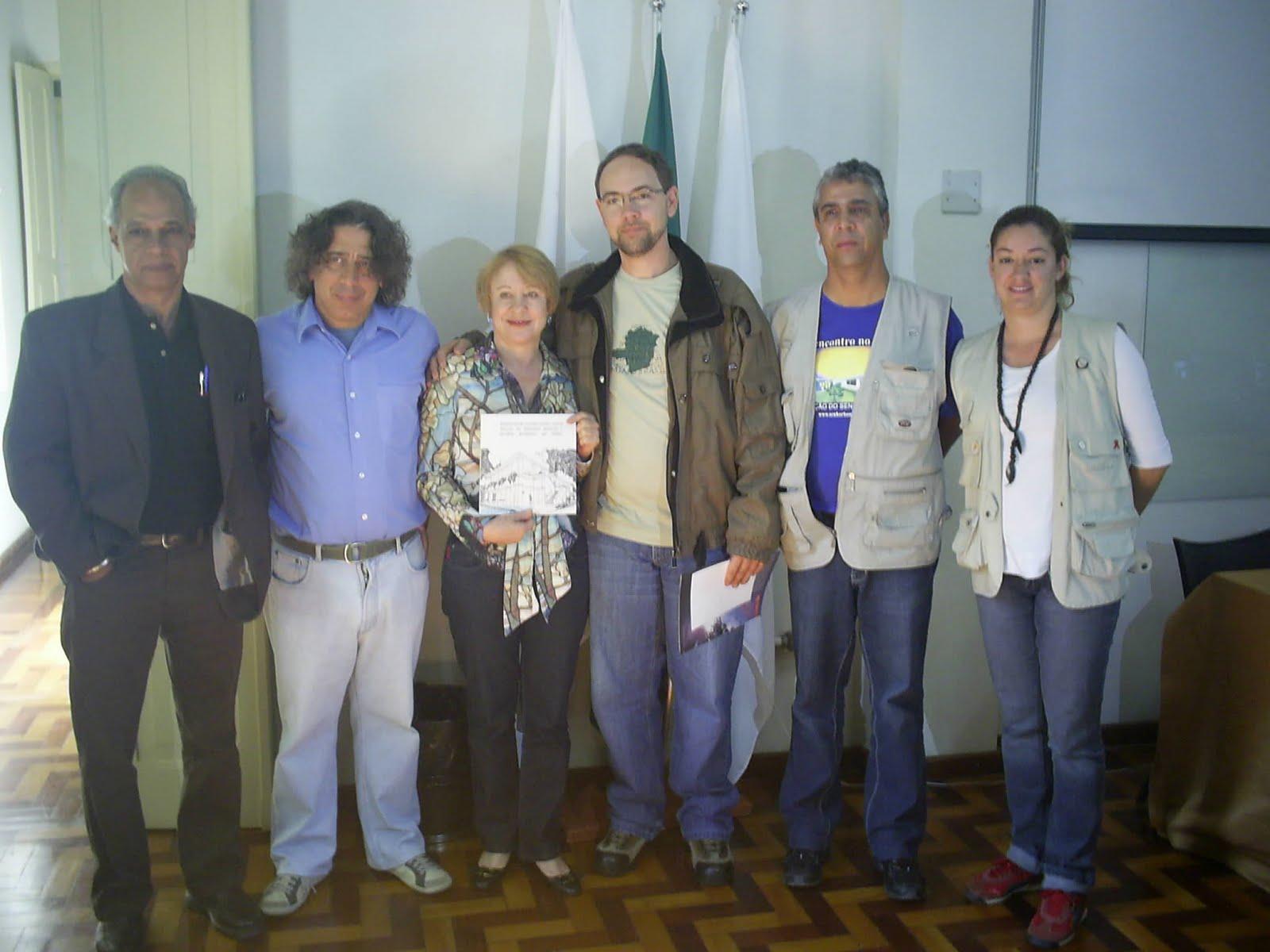 gustavo horta jardim : gustavo horta jardim: Fabrício Fernandino, Luzia Ferreira, Paulo Lamac, Zeca e Perla Horta