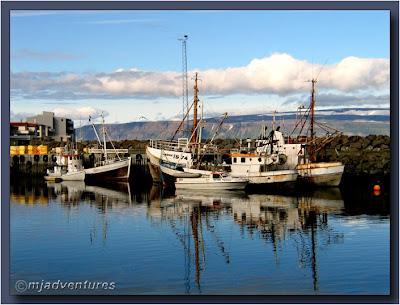 Ísafjörður_Fishing_Vessels