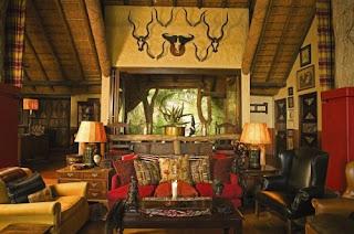 The Singita Ebony Lodges, Popular Games Reserves in South Africa