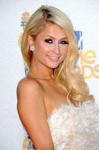 Paris Hilton-apparently the victim ariel