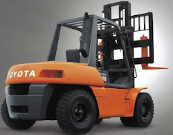 Gambar dan Jenis Forklift