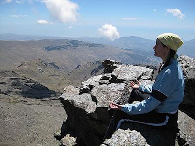 Conversaciones con Dios Interior o Meditación en la naturaleza