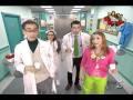 Personajes fibrilando - Telecinco