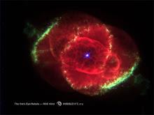 ledakan galaksi
