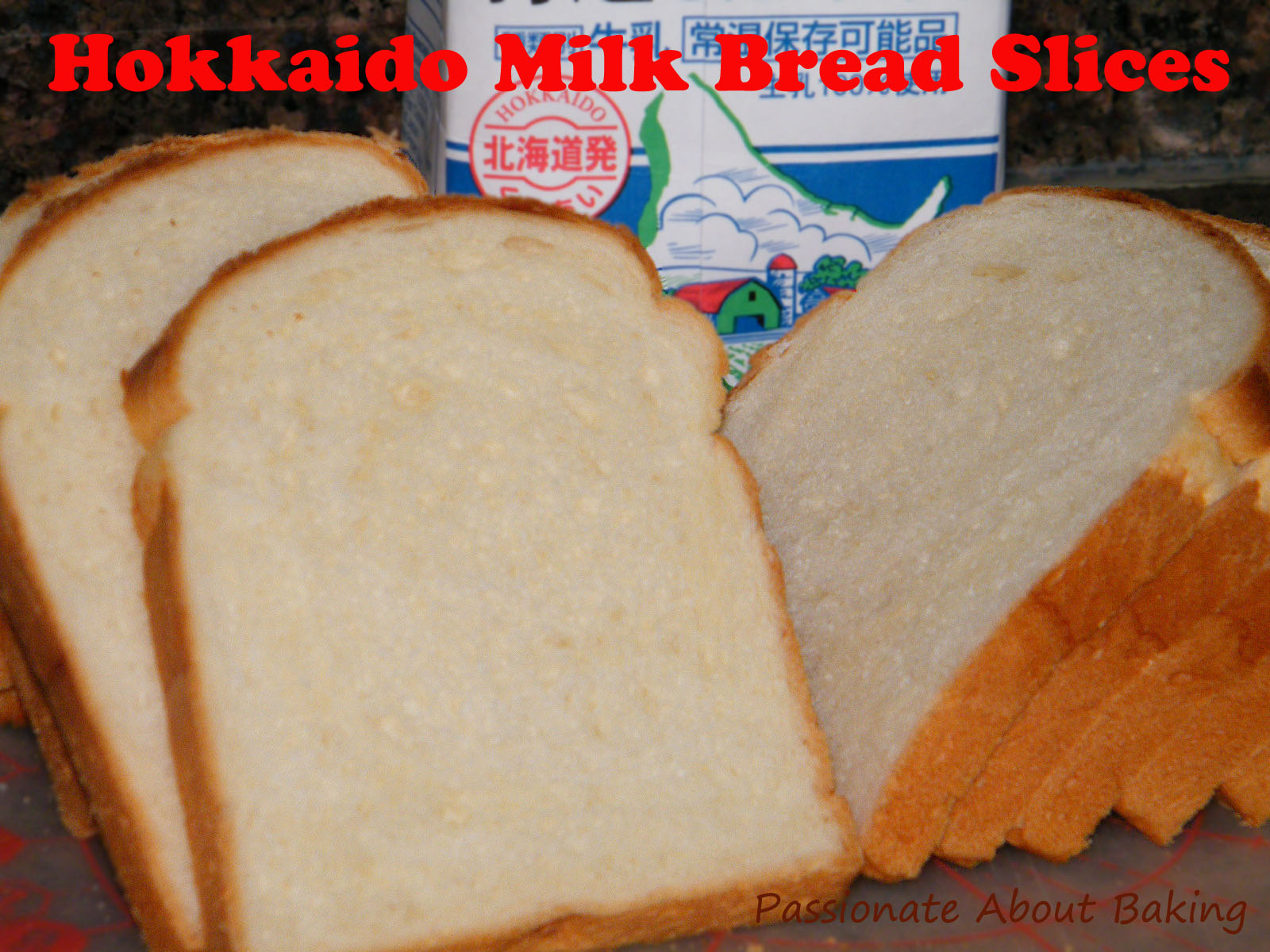 Cch lm bnh bread hokkaido2 Cch lm bnh m sa Hokkaido