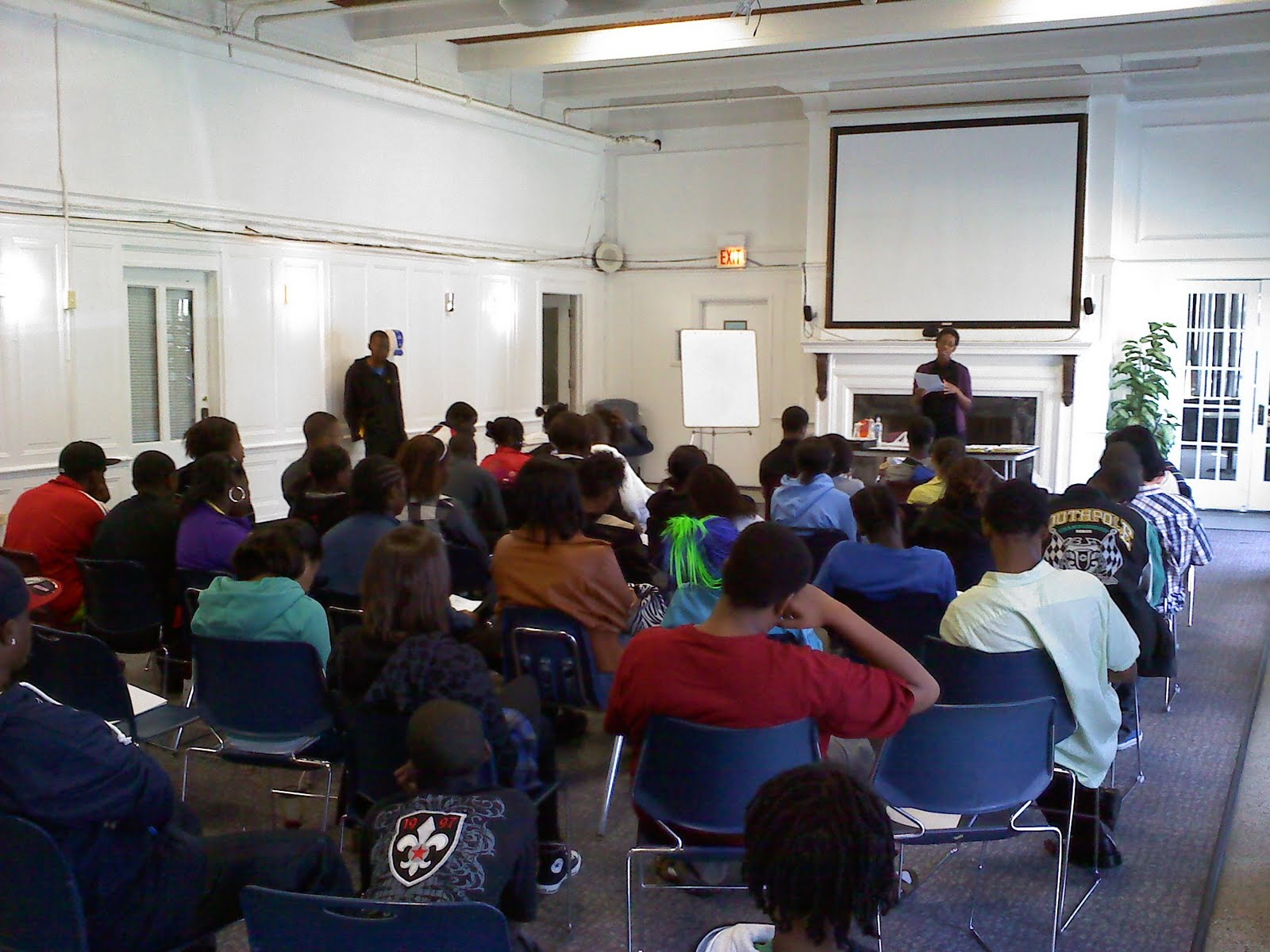100 black men of chicago mentoring programs  college fair prep workshop by eee at the austin y