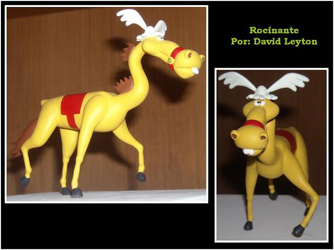 Caballo Rocinante sin Don Quijote