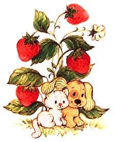 Custard y Pupcake