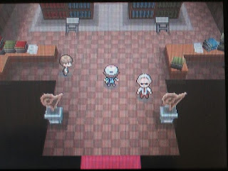 It's a Pokemon Gym AND a Museum! Awesome!