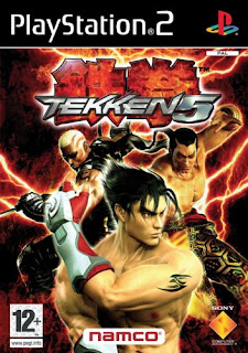 Download Download   Tekken 5 PAL PS2