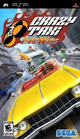Crazy Taxi: Fare Wars – PSP
