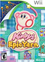 Kirby's Epic Yarn – Wii