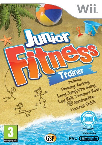 Junior Fitness Trainer [PAL][MULTI5] (WII) Junior%2BFitness%2BTrainer%2B-%2BWii