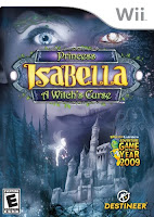 Princess Isabella: A Witch's Curse – Wii