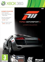 Forza Motorsport 3 Ultimate Collection – XBox 360