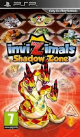 Invizimals Shadow Zone – PSP