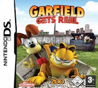 Garfield Gets Real – NDS