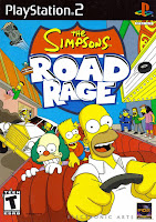 The Simpsons Road Rage – PS2