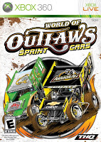 World of Outlaws: Sprint Cars – XBox 360