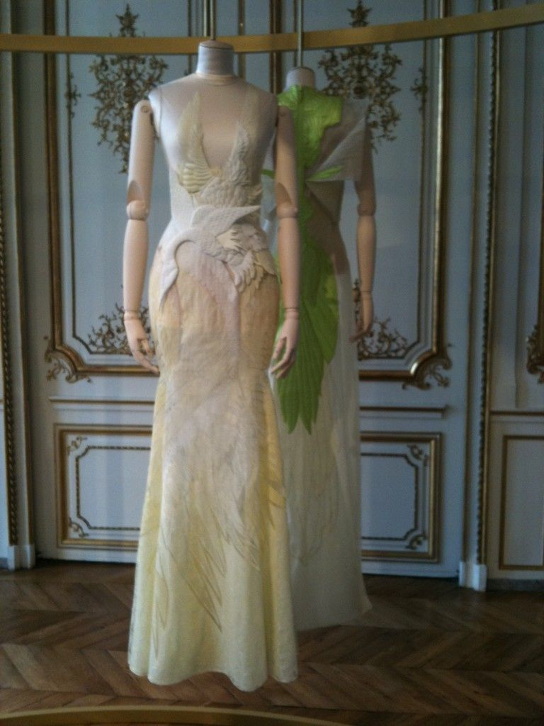 real life is elsewhere: givenchy haute couture spring ...