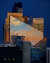 Mosaico de rascacielos