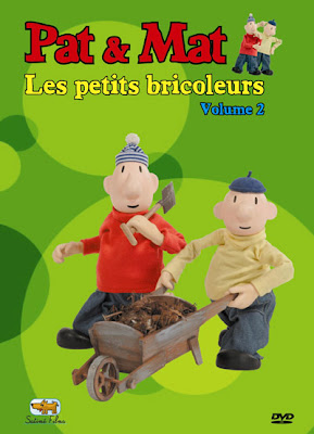 Pat et mat les petits bricoleurs s rie d 39 animation vid ale du cin - Les petits bricoleurs ...