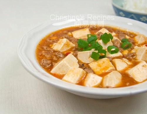 麻婆豆腐【四川醒胃菜】Mapo Tofu | 簡易食譜 - 基絲汀: 中西各式家常菜譜