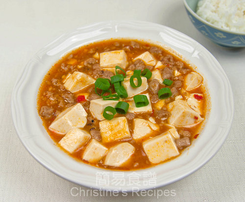 麻婆豆腐Mapo Tofu02