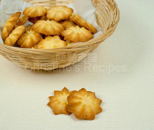牛油曲奇餅 Butter Cookies02