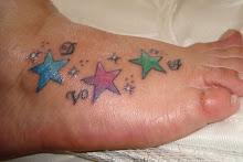 Estrelas + Letras