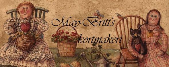 May-Britt´s kortmakeri