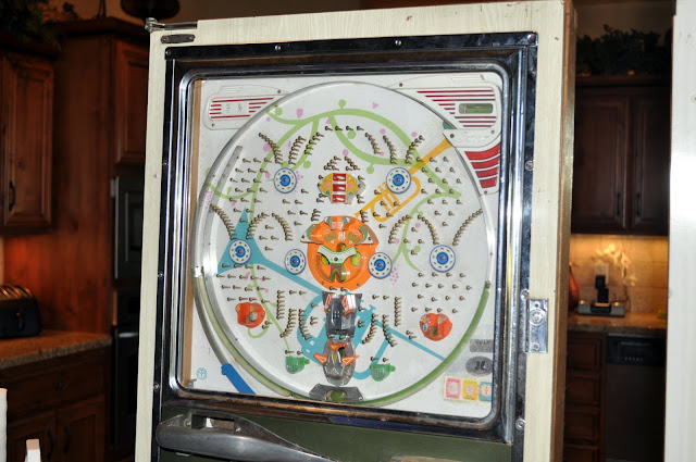 What Am I Doing My Sankyo Pachinko Machine