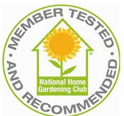 <br>Nat&#39;l Home Gardening Club Seal
