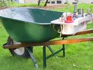 But I use a wheelbarrow!