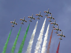 Colores de la Bandera Italiana