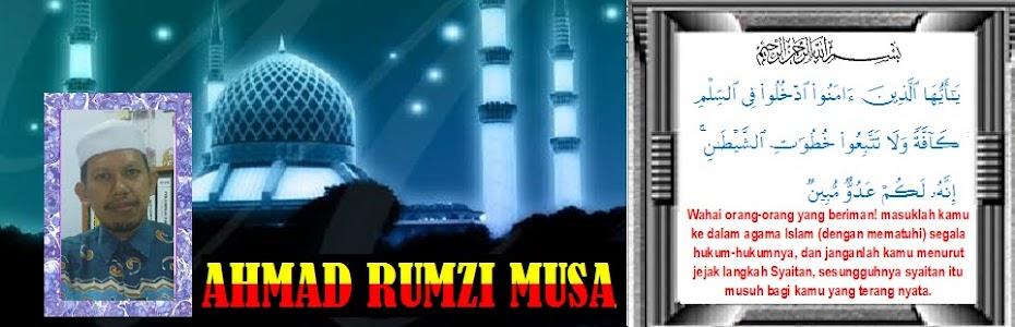 AHMAD RUMZI BIN MUSA
