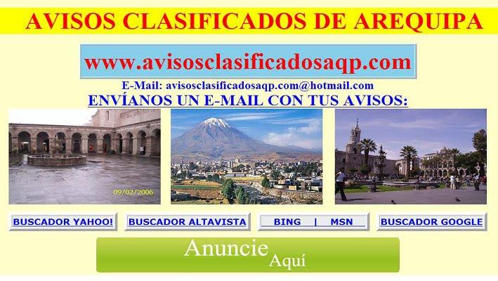 Arequipa en Blog