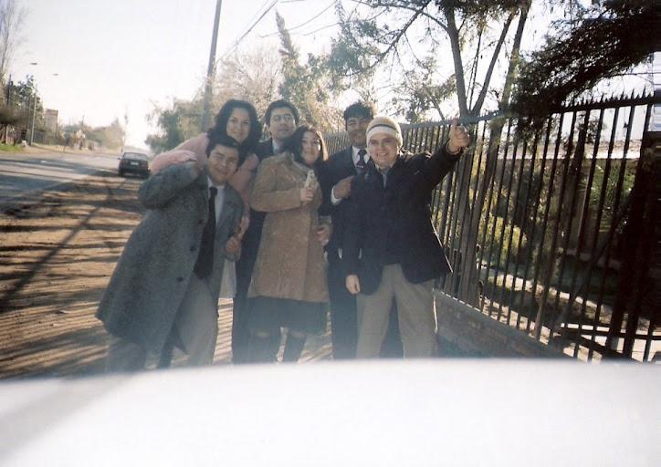 Jovenes 2da. de la Pintana