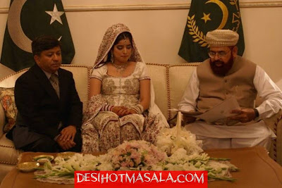 images of Celebrity Pictures Marriage Ceremony In Pakistan