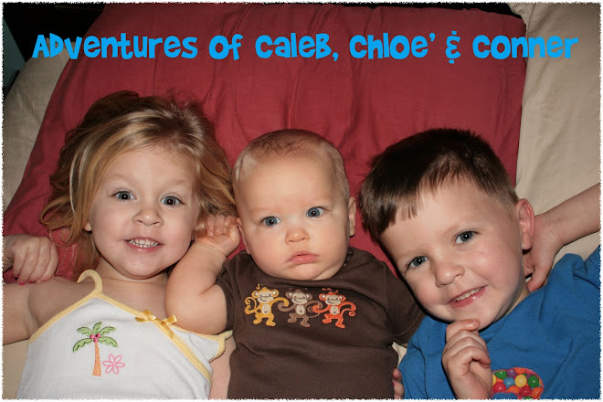 Adventures of Caleb, Chloe' & Conner