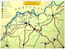 Rutas turísticas de Las Arribes