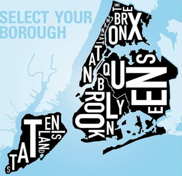 Map Of Nyc. images map of nyc boroughs.