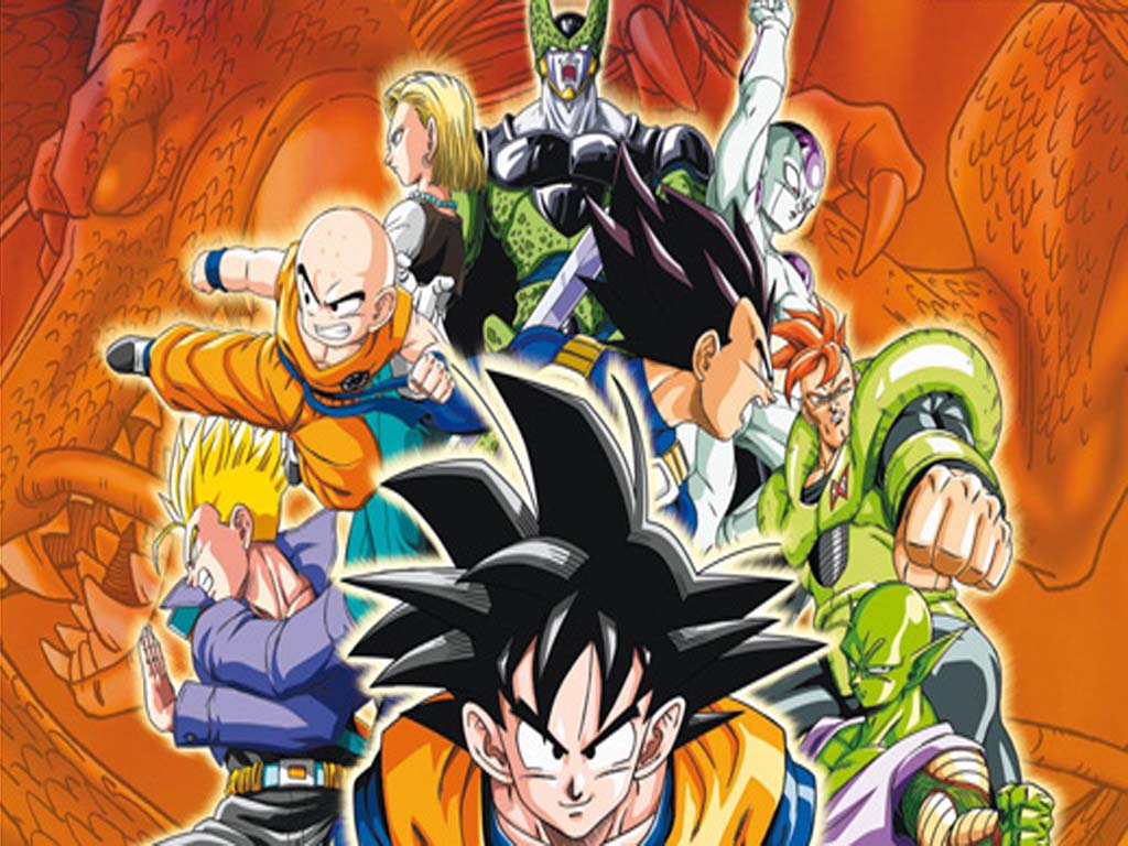Dragon Ball HD & Widescreen Wallpaper 0.563775369466535