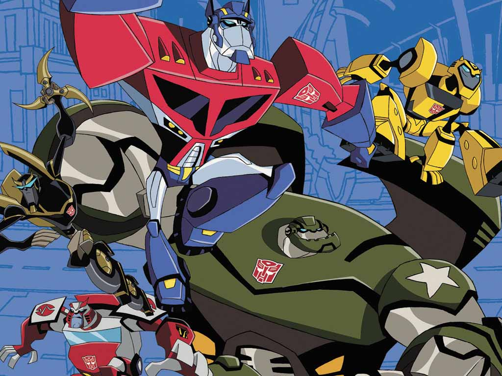 Top Cartoon Wallpapers Transformers Cartoon Wallpaper