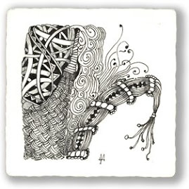 Have you heard of Zentangle?