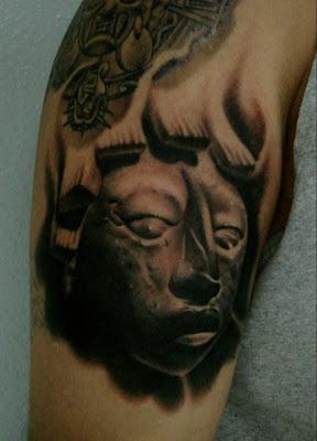Azteca Wikipedia Tattoos