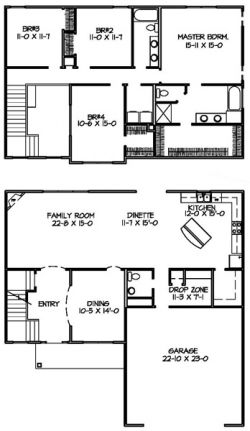 Jackson 2 Story Floor Plan Many Reasons on jackson house plans